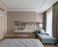 Квартира на Котельнической. Дизайнер Варвара Зеленецкая