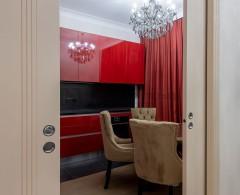 Квартира в Москве. Проект дизайнера Виолетты Долговой