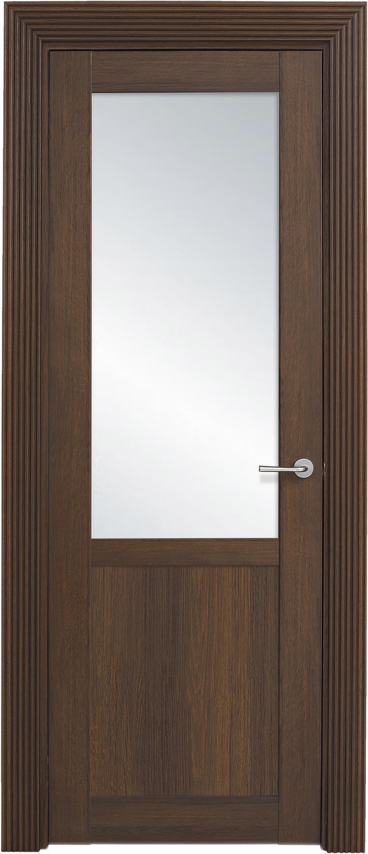 Межкомнатная / входная дверь, отделка: экошпон ГРЕЧЕСКИЙ ОРЕХ, Solo SB