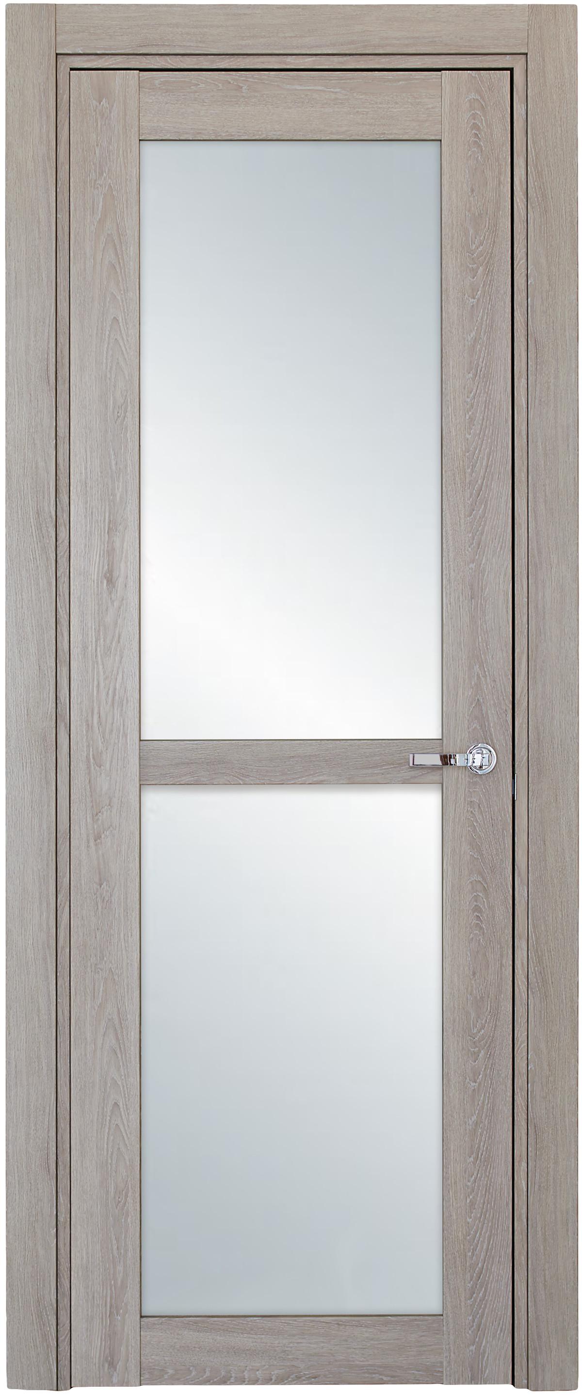 Межкомнатная / входная дверь, отделка: экошпон ДУБ DECAPE, Solo 2S-1