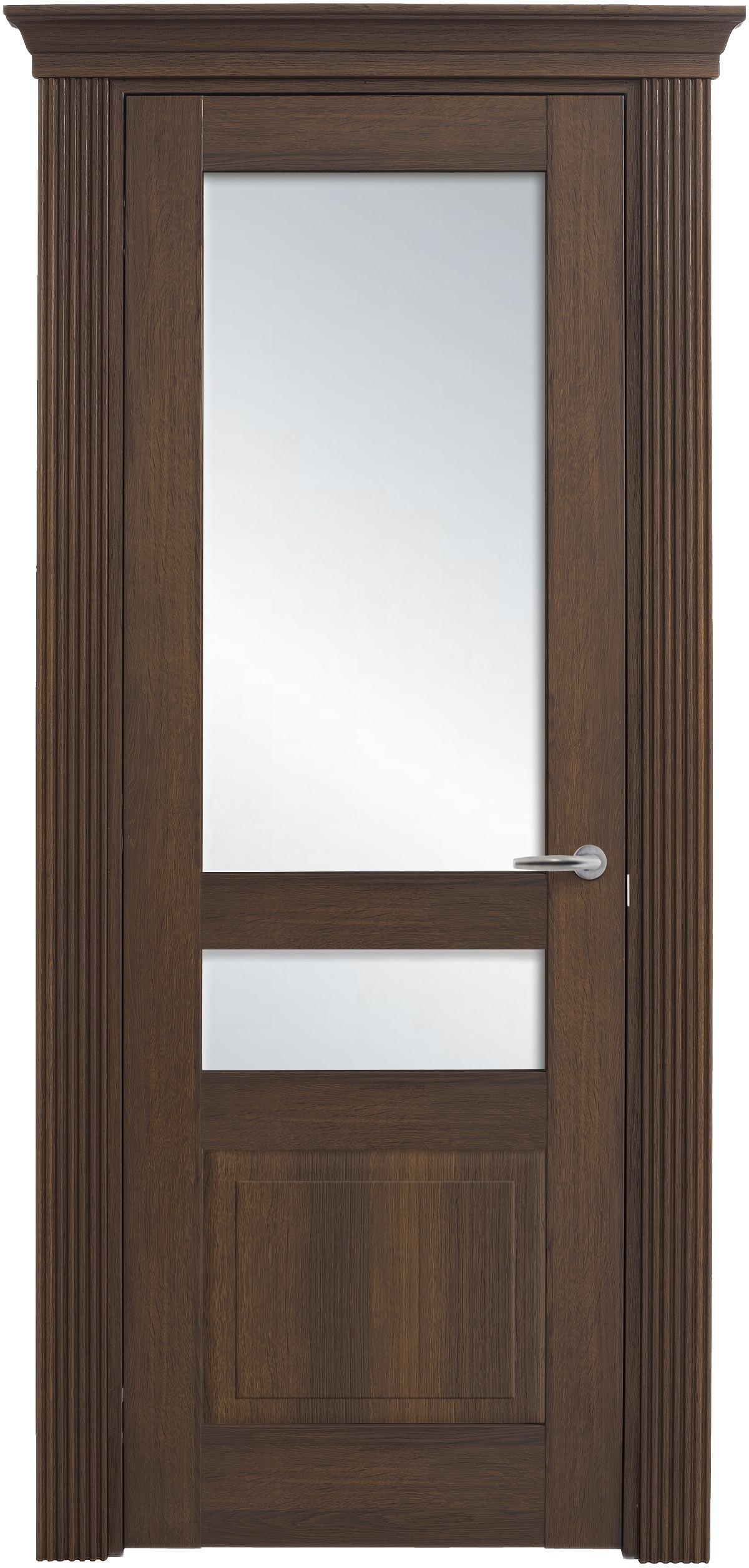 Межкомнатная / входная дверь, отделка: экошпон ГРЕЧЕСКИЙ ОРЕХ, Solo Classic 2SFnP-2
