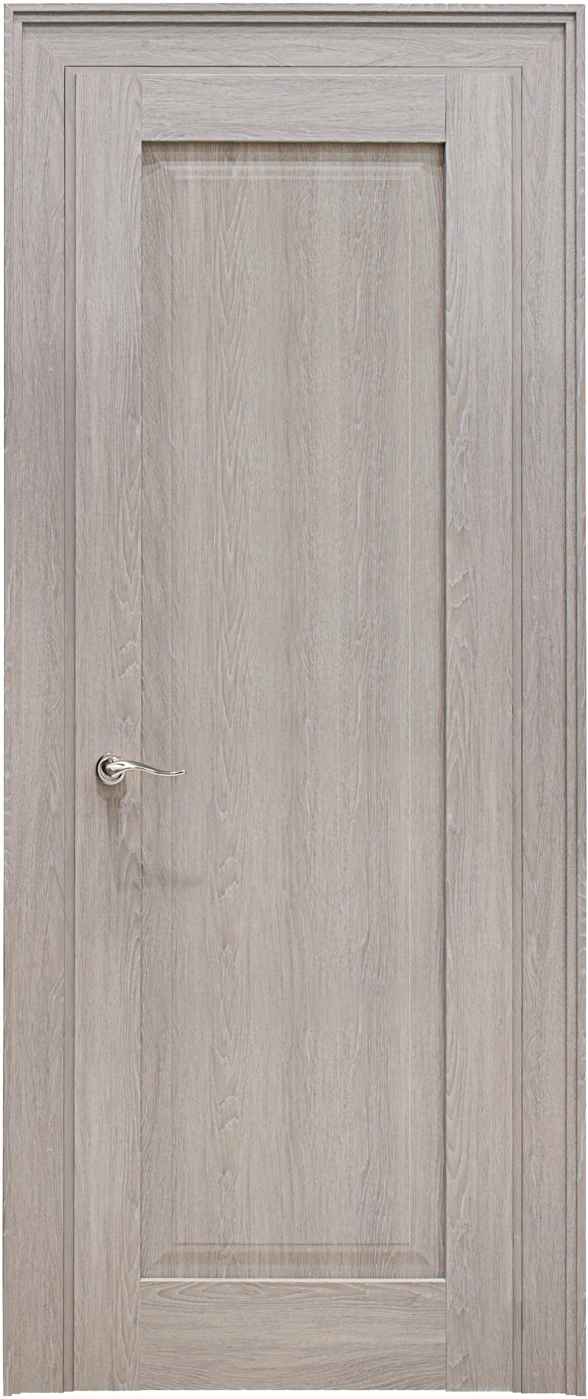 Межкомнатная / входная дверь, отделка: экошпон ДУБ DECAPE, Solo Classic 1F