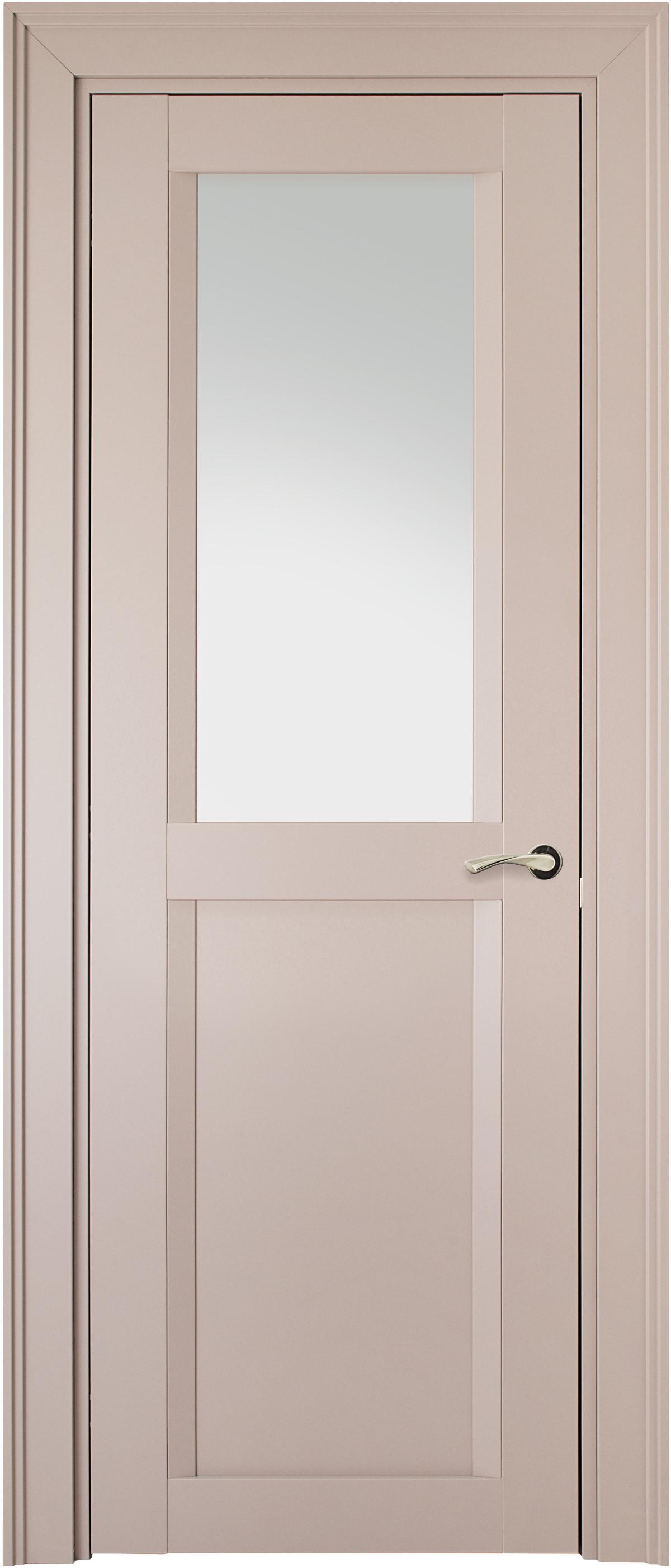 Межкомнатные двери Scala SB-1 со стеклом