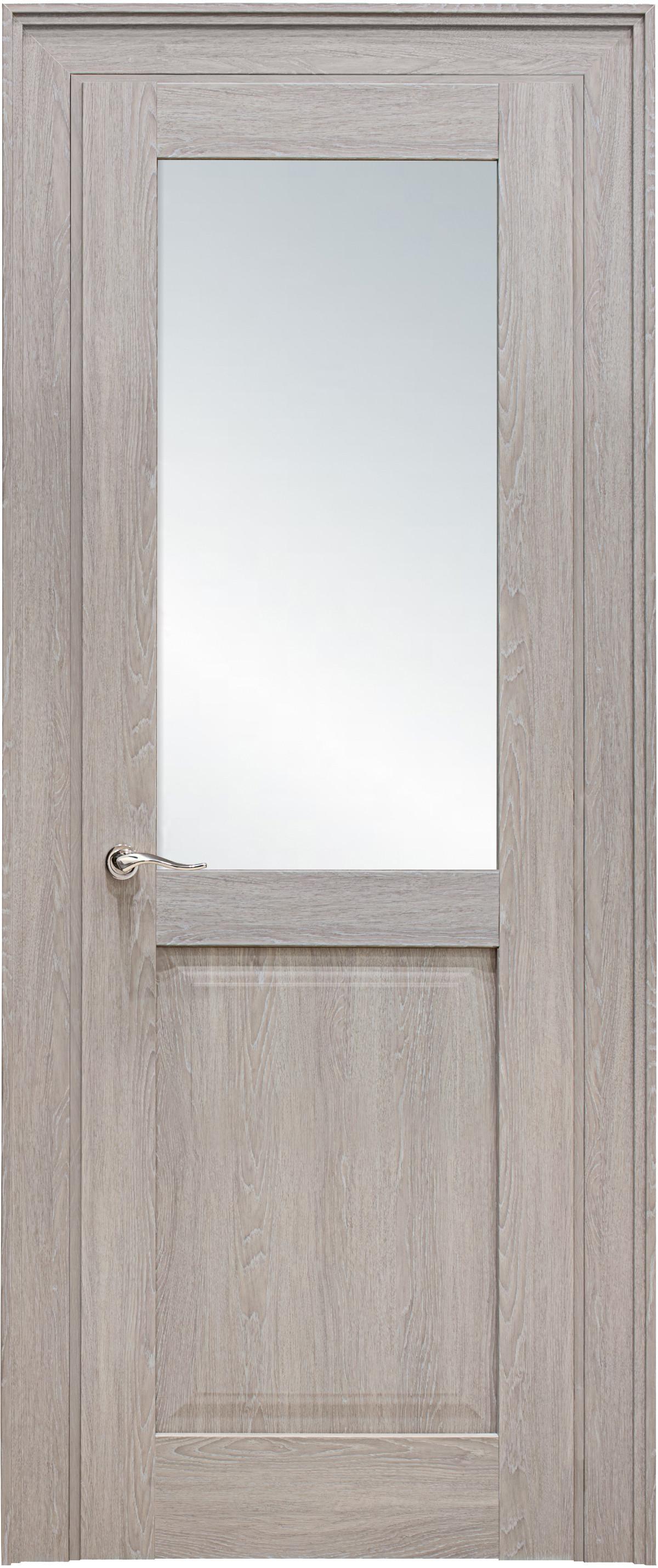 Межкомнатная / входная дверь, отделка: экошпон ДУБ DECAPE, Solo Classic SF-2