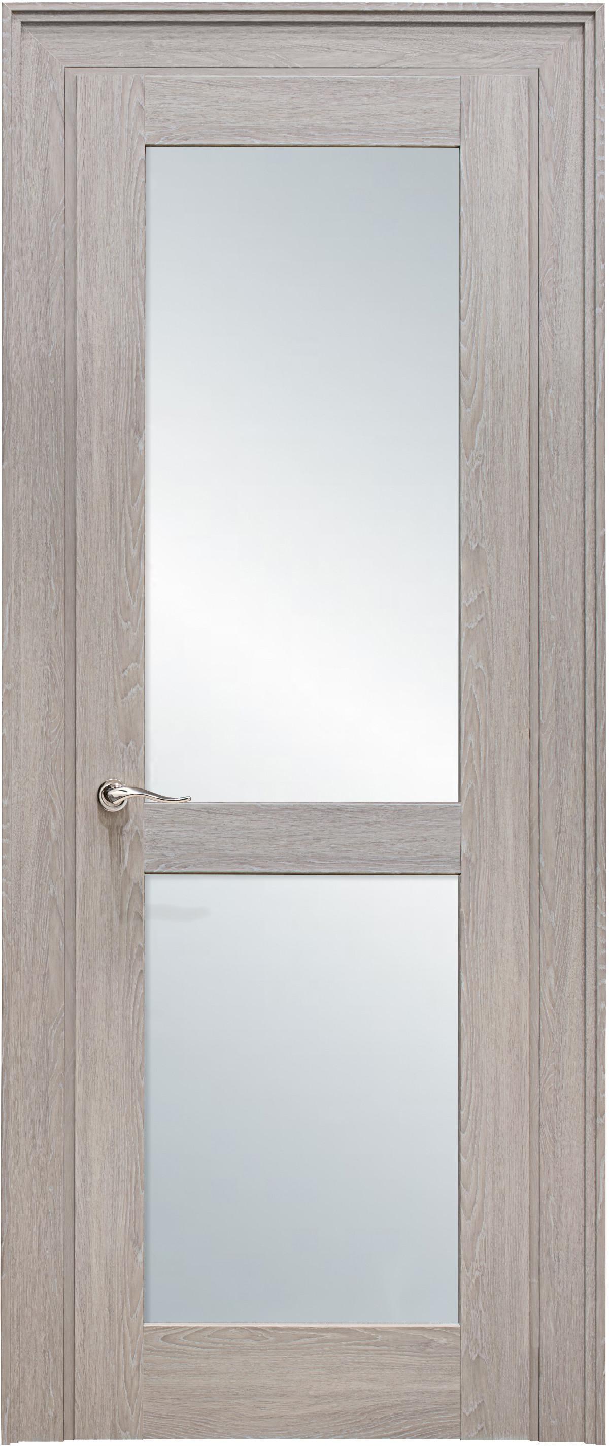 Межкомнатная / входная дверь, отделка: экошпон ДУБ DECAPE, Solo Classic 2S-2