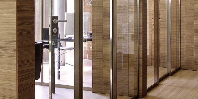 Межкомнатная / входная дверь, TRE-P&TRE-PIU