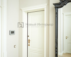 Квартира в историческом центре Москвы дизайнер проекта Ксения Штырева