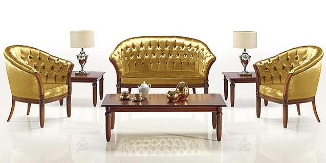 Мебель, SEVEN SEDIE