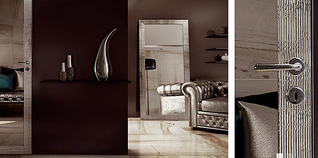 Межкомнатная / входная дверь, Astor