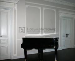 Проект №16 Частная квартира на Гоголевском бульваре