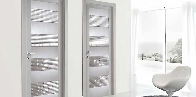 Межкомнатная / входная дверь, ROMAGNOLI