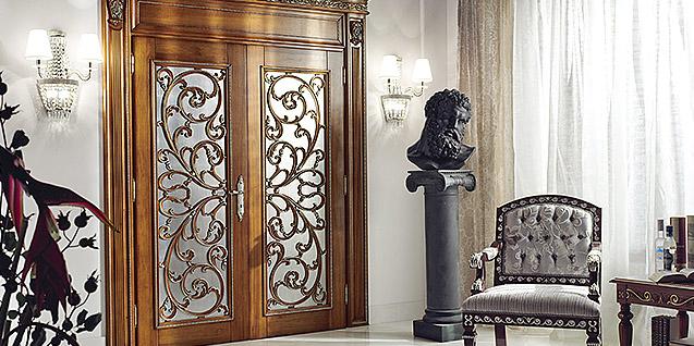 Межкомнатная / входная дверь, ERCOLE