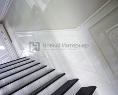 Частный дом Дмитровское шоссе дизайнер проекта Инна Ермакова