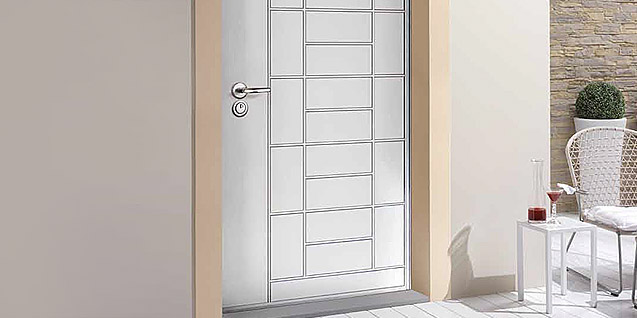 Межкомнатная / входная дверь, Gardesa