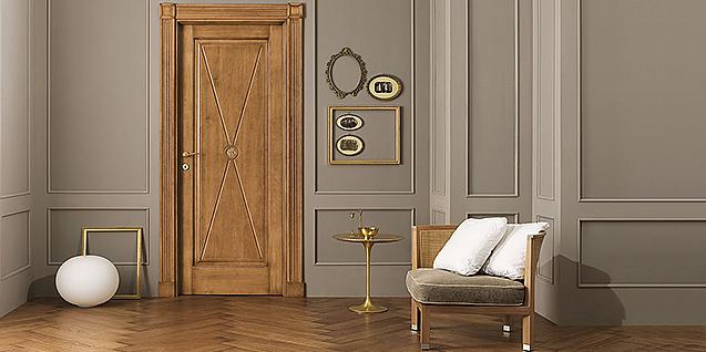 Межкомнатная / входная дверь, LEGNOFORM