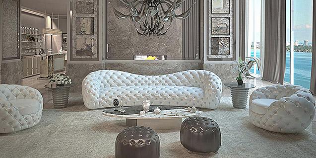 Мебель, MANTELLASSI
