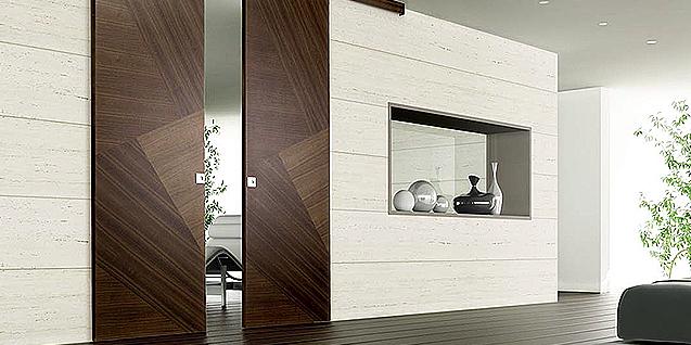 Межкомнатная / входная дверь, Ghizzi&Benatti