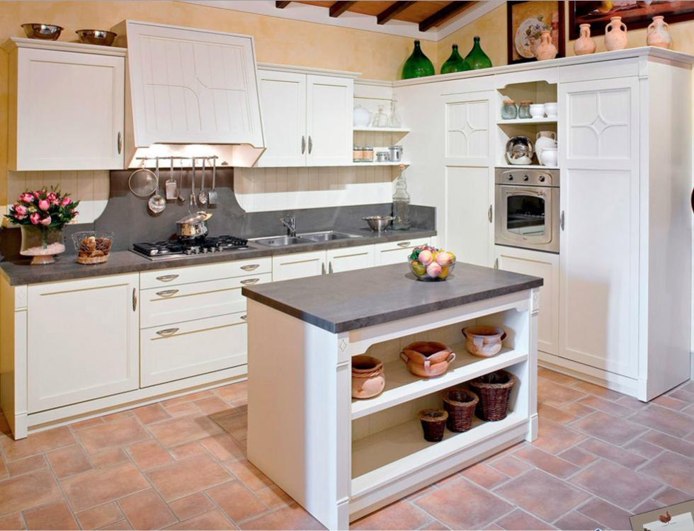 Le Cucine dei Mastri – кухни под Ваш размер на заказ из Италии в ...