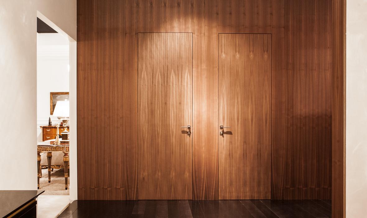Межкомнатная / входная дверь, Viva Porte