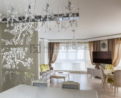 Частная квартира дизайнер проекта Юлия Бизина