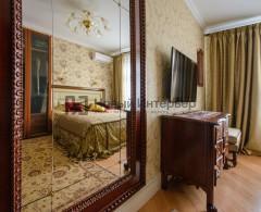 Квартира в Москве дизайнер Екатерина Ляпина