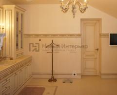 Частный дом в Подмосковье дизайнер проекта Катерина Радимова
