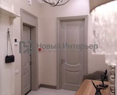Квартира на набережной Яузы дизайнер проекта Наталья Насонова