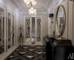 Квартира на Петровском бульваре дизайн-студия Dominanta studio