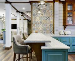 Загородный дом Woodhouse дизайн-студия Энигма
