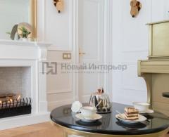 «Идеальный Ремонт» проект «Игра в классики» для Нелли Пшенной, дизайнер Ева Корбакова