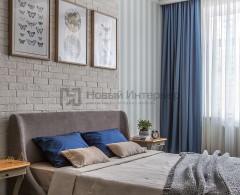 Проект квартиры ЖК «Алые Паруса» дизайнера Елены Аникиной