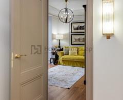 Квартира на Соколе, проект Марии Копыловой дизайн-студия «Garden Boutique»