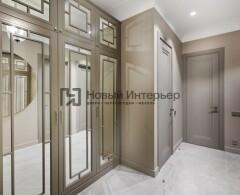 «Квартира для молодого человека, 75 м²» Проект дизайнера Татьяны Горшковой.
