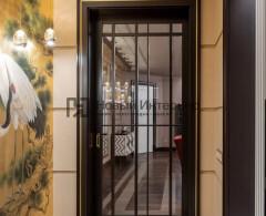 Элегантная квартира в стиле современного ар-деко. Дизайнер проекта Варвара Зеленецкая